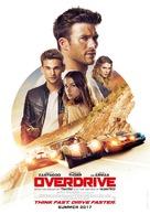 Overdrive - British Movie Poster (xs thumbnail)