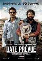 Due Date - Canadian Movie Poster (xs thumbnail)