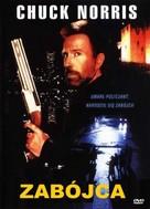 The Hitman - Polish Movie Cover (xs thumbnail)