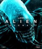 Alien: Covenant - Brazilian Movie Cover (xs thumbnail)