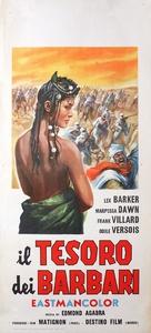 El secreto de los hombres azules - Italian Movie Poster (xs thumbnail)