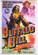 Buffalo Bill - Spanish Movie Poster (xs thumbnail)