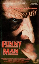 Funny Man - Brazilian VHS cover (xs thumbnail)