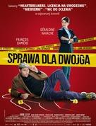 Je fais le mort - Polish Movie Poster (xs thumbnail)