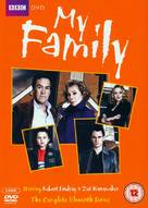 """My Family"" - British DVD cover (xs thumbnail)"