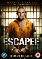 Escapee - DVD movie cover (xs thumbnail)