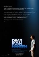 Dear Evan Hansen - Movie Poster (xs thumbnail)