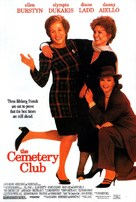 The Cemetery Club - Movie Poster (xs thumbnail)