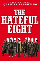 The Hateful Eight - British Movie Cover (xs thumbnail)