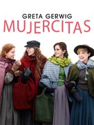 Little Women - Spanish Video on demand movie cover (xs thumbnail)
