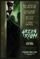 Green Room - British Movie Poster (xs thumbnail)