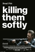 Killing Them Softly - Danish Movie Poster (xs thumbnail)