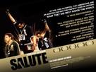 Salute - British Movie Poster (xs thumbnail)
