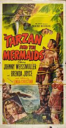 Tarzan and the Mermaids - Movie Poster (xs thumbnail)