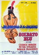 Soldier Blue - Italian Movie Poster (xs thumbnail)