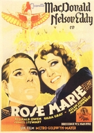 Rose-Marie - Spanish Movie Poster (xs thumbnail)