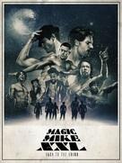 Magic Mike XXL - Homage movie poster (xs thumbnail)