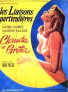 Claude et Greta - French Movie Poster (xs thumbnail)