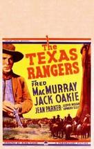 The Texas Rangers - poster (xs thumbnail)