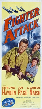 Fighter Attack - Movie Poster (xs thumbnail)