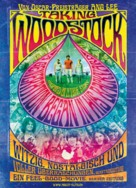 Taking Woodstock - Swiss Movie Poster (xs thumbnail)
