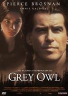 Grey Owl - German DVD cover (xs thumbnail)