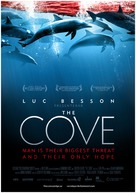 The Cove - Swedish Movie Poster (xs thumbnail)