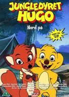 """Jungledyret Hugo"" - Danish DVD cover (xs thumbnail)"