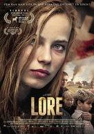 Lore - Swedish Movie Poster (xs thumbnail)