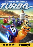 Turbo - DVD movie cover (xs thumbnail)