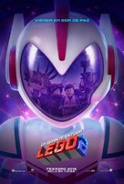 The Lego Movie 2: The Second Part - Argentinian Movie Poster (xs thumbnail)