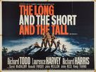 The Long and the Short and the Tall - British Movie Poster (xs thumbnail)