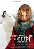 Survivre avec les loups - Italian poster (xs thumbnail)