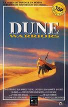 Dune Warriors - VHS cover (xs thumbnail)