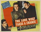 The Lone Wolf Takes a Chance - Movie Poster (xs thumbnail)