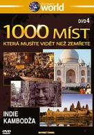 """1,000 Places to See Before You Die"" - Czech DVD cover (xs thumbnail)"