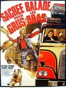 High-Ballin' - French Movie Poster (xs thumbnail)
