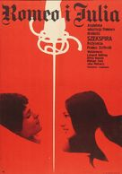Romeo and Juliet - Polish Movie Poster (xs thumbnail)