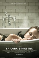 A Cure for Wellness - Mexican Movie Poster (xs thumbnail)