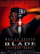 Blade - French Movie Poster (xs thumbnail)