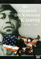 The Negro Soldier - German DVD cover (xs thumbnail)