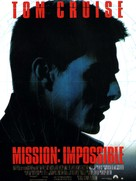 Mission: Impossible - French Movie Poster (xs thumbnail)