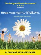 Three Miles North of Molkom - Movie Poster (xs thumbnail)