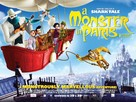 Un monstre à Paris - British Movie Poster (xs thumbnail)