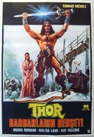 Thor il conquistatore - Turkish Movie Poster (xs thumbnail)