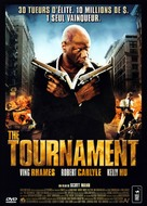 The Tournament - French Movie Cover (xs thumbnail)