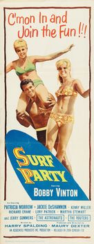 Surf Party - Movie Poster (xs thumbnail)