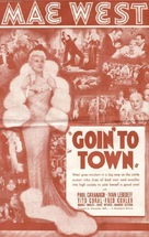 Goin' to Town - Movie Poster (xs thumbnail)