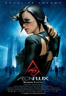 Æon Flux - Turkish Movie Poster (xs thumbnail)