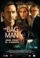 The Bag Man - Romanian Movie Poster (xs thumbnail)